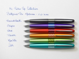 Pilot MR Retro Pop Collection-Penna e sfera