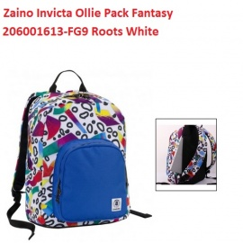 ZAINO INVICTA CON PORTA TABLET LATERALE