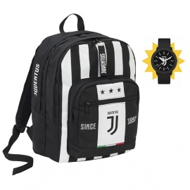 Zaino Big Plus Juventus League+ orologio Omaggio